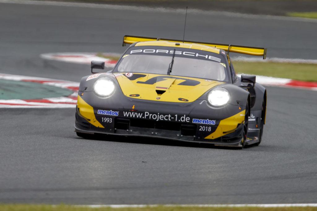 Project 1 Motorsport Porsche 911 RSR