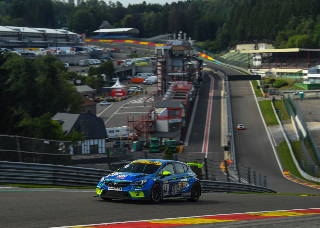 Team Theisen RCN 6 Spa Francorchamps Opel Astra TCR