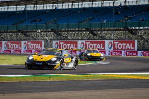 Project 1 Motorsport Porsche 911 RSR Silverstone 2019 FIA WEC