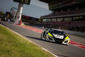 Jenson Team Rocket RJN Honda NSX GT3 #22 Blancpain Barcelona 2019