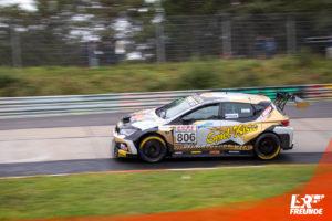 mathilda Racing Seat Cupra TCR #806 VLN 7 2019