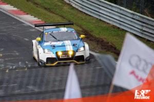 Audi TTRS2 LMS Engingeering