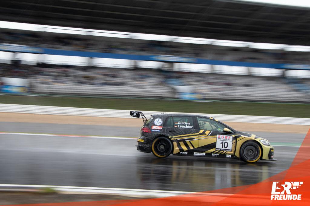 VW Golf GTI TCR Max Kruse Racing #10 VLN 6 2019