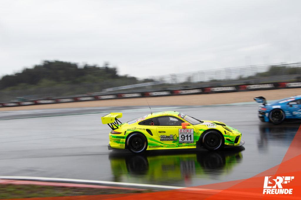 Manthey Racing Porsche 911 GT3 R #911 VLN 6 2019
