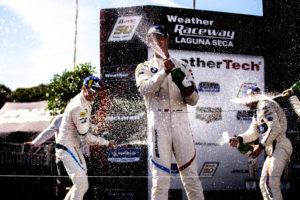 BMW Team RLL John Edwards Jesse Krohn Laguna Seca 2019
