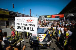 ROWE RACING Porsche 911 GT3 R #98 Blancpain GT Series Endurance Cup