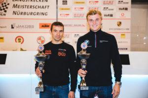 AVIA Sorg Rennsport #181 Heiko Eichenberg, Erik Johansson