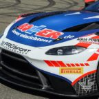Roller-Motorsport ProPeak Aston Martin Vantage GT3 ADAC GT-Masters 2019