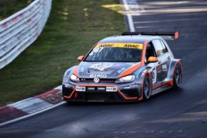 Sharky-Racing VW Golf GTI TCR RCN 2019