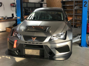 mathilda racing Seat Cupra TCR