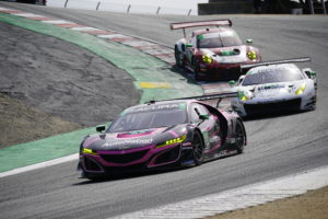 Meyer Shank Racing-Team NSX GT3 Evo #86