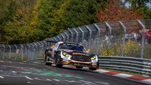 AutoArena Motorsport Black Falcon Mercedes-AMG GT3 #6 VLN 8 2019