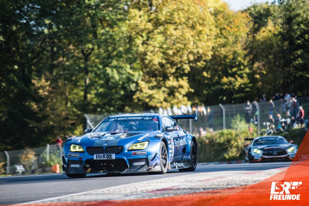 Walkenhorst Motorsport BMW M6 GT3 VLN 8 2019