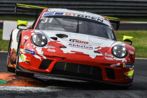 Frikadelli Racing Porsche 911 GT3 R International GT Open 2019