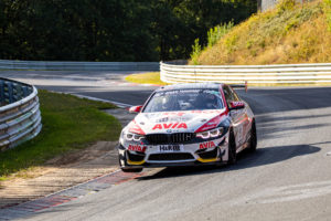 AVIA Sorg Rennsport BMW M4 GT4 #181 VLN 2019