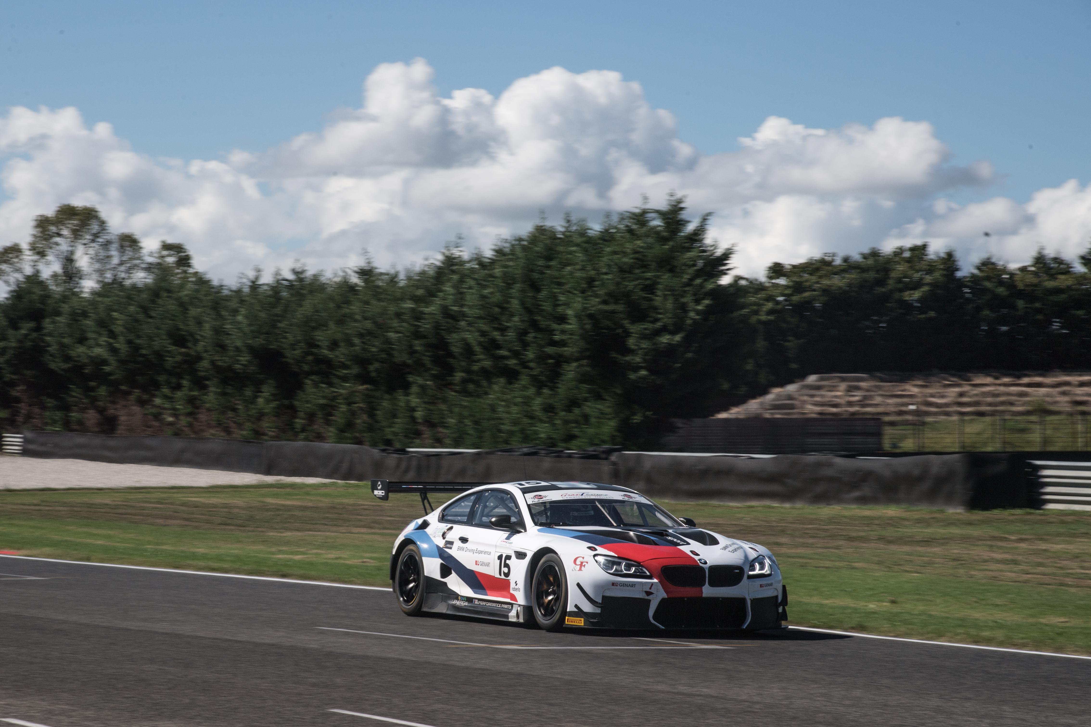 BMW Team Italia BMW M6 GT3