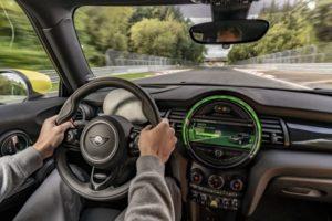 Mini Cooper SE Nürburgring 2019