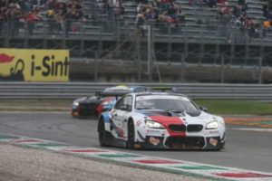 Monza (ITA), 20th October 2019, BMW M Motorsport, BMW Team Italia, #15 BMW M6 GT3, Italian GT Championship, Stefano Comandini, Erik Johansson