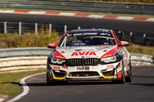 AVIA Sorg Rennsport BMW M4 GT4 #181 VLN 9 2019