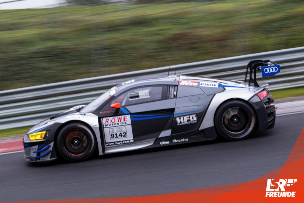 Team RaceIng Audi R8 LMS GT3 EVO 2019