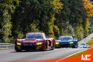 Phoenix Racing Audi R8 LMS GT3 VLN 8 2019
