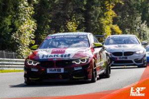 Hofor Racing by Bonk Motorsport BMW M4 GT4 #193 VLN 8 2019
