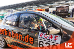 aufkleben.de Renault Clio RS #630 VLN 9 2019