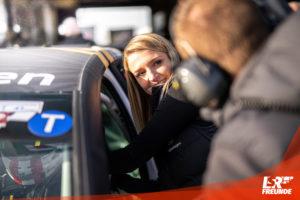 Jasmin Preisig Max Kruse Racing VLN 9 2019