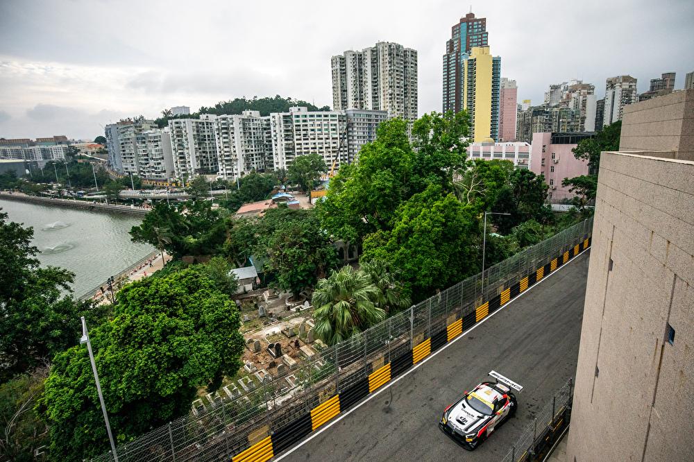 Mercedes-AMG GT3 FIA GT World Championship 2019 Macau