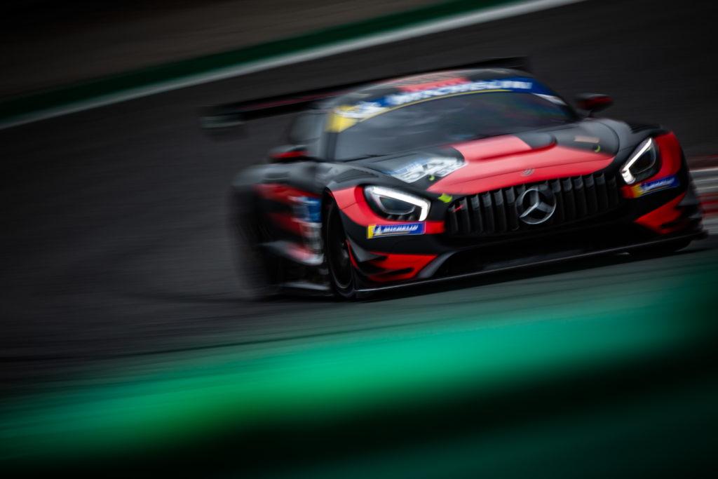 Team Car Barn Raceworx by SPS Mercedes-AMG GT3