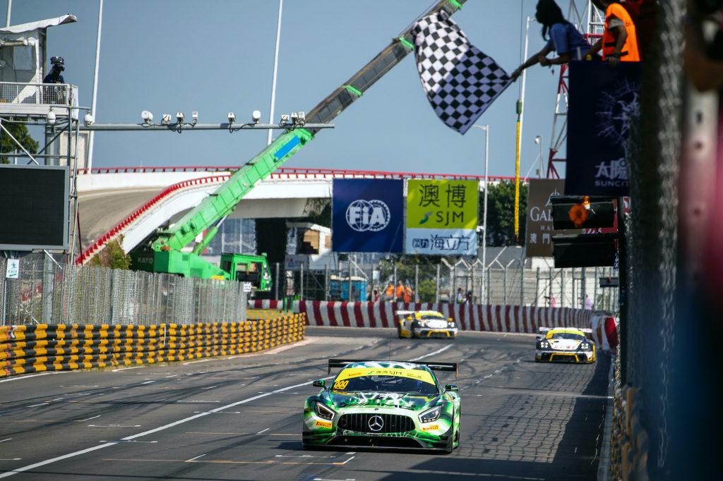 #999 Mercedes-AMG GT3, Mercedes-AMG Team GruppeM Racing, Raffaele Marciello