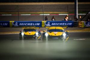 Project 1 Motorsport Porsche 911 GT3 RSR 2019