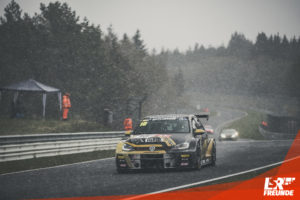 Max Kruse Racing VW Golf GTI TCR #10 VLN 2019