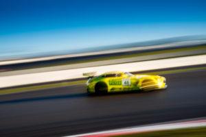HTP Motorsport Mercedes AMG GT3 Mann Filter