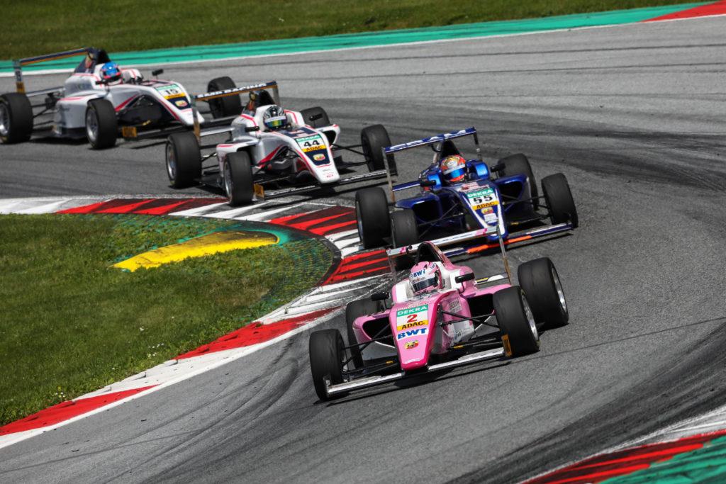 BWT Mücke Motorsport Formel 4