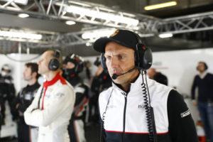 Alexander Stehlig (Einsatzleiter FIA WEC)