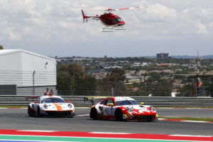 Frikadelli Racing Porsche 911 GT3 R Kyalami IGTC 2019