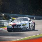 Schnitzer Motorsport BMW M6 GT3 #42 VLN9 2019 44. DMV Müncterlandpokal Nürburgring Nordschleife