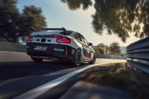 BMW M2 CS Racing Back