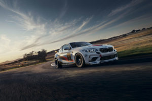 BMW M2 CS Racing Front