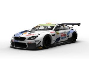 BMW Motorsport Team Schnitzer BMW M6 GT3 #42 FIA GP Macau 2020