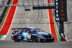 Sorg Rennsport BMW M4 GT4 #451 CoTA 2019