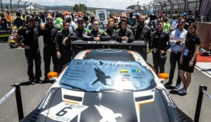Black Falcon AutoArena Mercedes-AMG GT3 IGTC Kyalami 2019