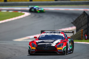 9h Kyalami 2019 - Kyalami 9 Hour - Intercontinental GT Challenge Round 5 Foto: Gruppe C Photography; #10 Mercedes-AMG GT3, Mercedes-AMG Team SPS Automotive Performance: Luca Stolz, Maximiliian Goetz, Yelmer Buurman