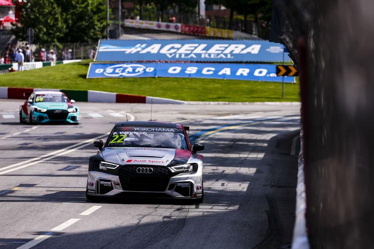 Audi RS 3 LMS #22 (Comtoyou Team Audi Sport), Frédéric Vervisch