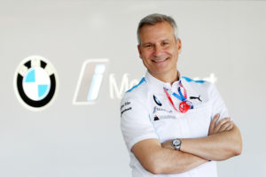 BMW Group Motorsport Direktor Jens Marquardt