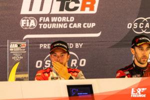 Benjamin Leuchter FIA WTCC 2019