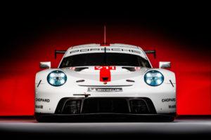 Porsche 911 GT3 RSR 2019