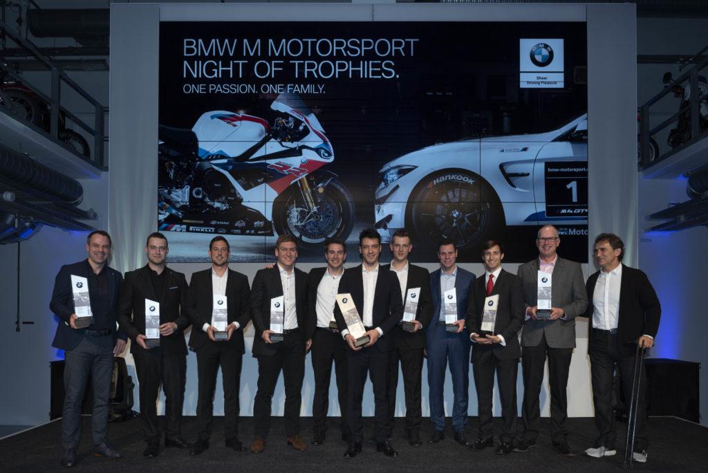 Siegerehrung BMW Sports Trophy