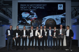 Siegerehrung BMW Sports Trophy